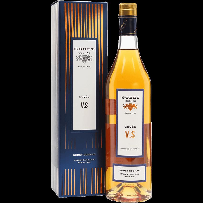 Cognac Godet Cuvée V.S.