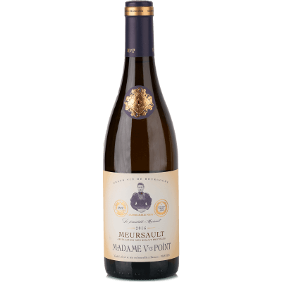 AOP MEURSAULT BLANC 2016 MADAME VEUVE POINT